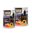 Farm Fresh - Calf with Sweet Potatoes 400 g !! 5+1 zdarma !!