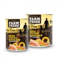 Farm Fresh - Chicken and Salmon with Potatoes 800 g !! 5+1 zdarma !!