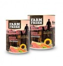 Farm Fresh - Turkey with Carrot 800g !! 5+1 zdarma !!