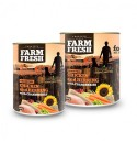 Farm Fresh - Chicken and Herring with Cranberries 400 g  !! 5+1 zdarma !!