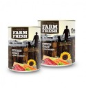 Farm Fresh - Goat with Carrot 400 g  5+1 Zdarma